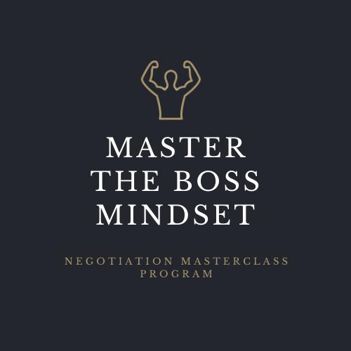 Master the Boss Mindset
